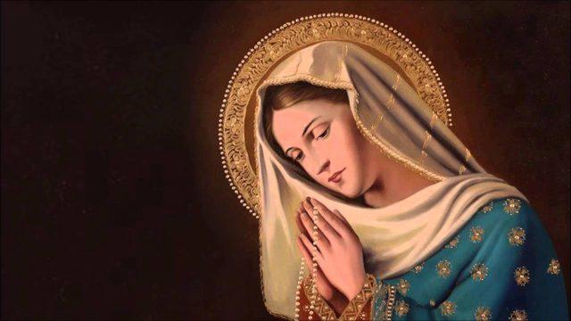 Oração a Nossa Senhora da Paz