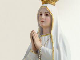 Oração a nossa senhora de fátima