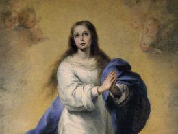 Oração a Imaculada Conceição