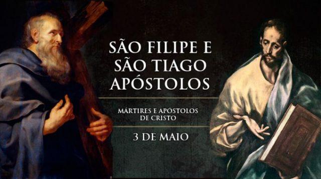 Oração a São Tiago e a São Filipe