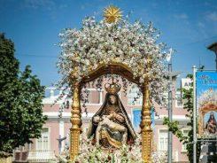 Oração a Mãe Soberana em Loulé
