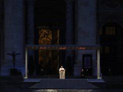 Oração do Papa Francisco pela humanidade