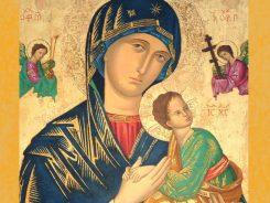 Oração a Nossa Senhora do perpétuo socorro