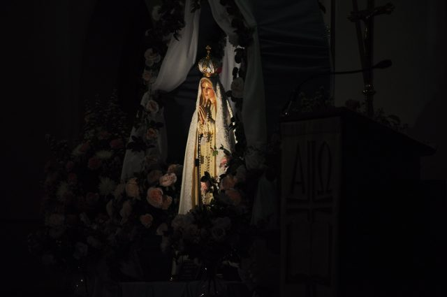 oração a nossa senhora.