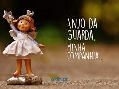 Oração Anjo da Guarda,minha companhia