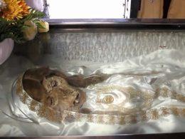 Oração a Santa Maria Adelaide, Santinha de Arcozelo
